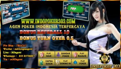 Poker Online Indonesia Terbaik 2017 - Agen Poker Teraman