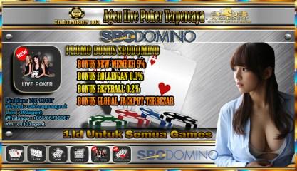 Sbodomino - Agen Live Poker Online Indonesia Terpercaya