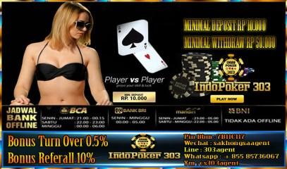 Situs Poker Online Resmi Player Vs Player