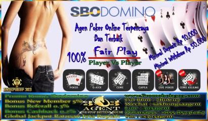 Agen Poker Online Sbodomino Terpercaya Dan Terbaik