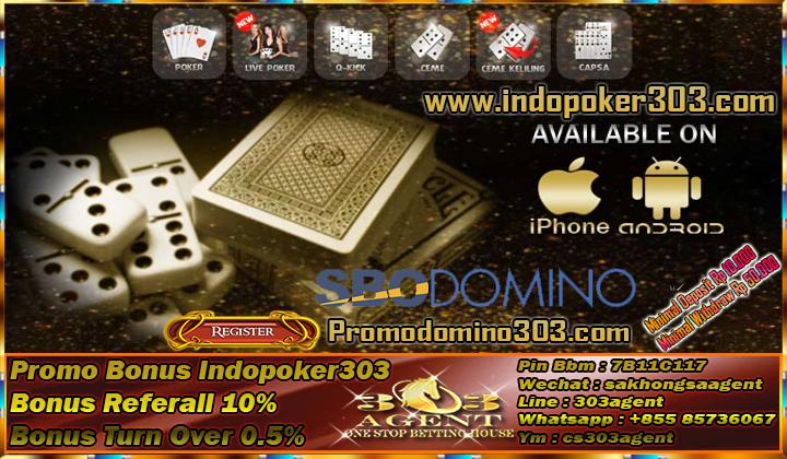 Agen Poker Server Idn Play Terpercaya Di Indonesia