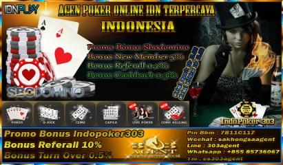Bonus Member Baru Poker Online Indonesia