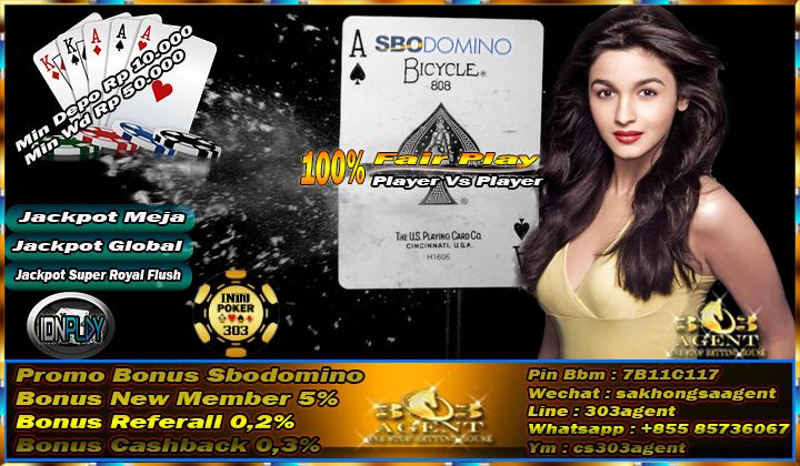 Kondisi Bertaruh Agen Poker Online SBODOMINO