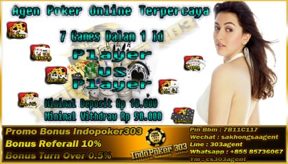 Bermain Taruhan Poker Online Uang Asli Di Situs Terpercaya