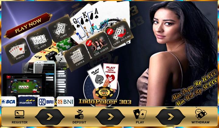 Bandar Betting Capsa Online Bonus Rollingan Terbesar   Agen Poker Teraman