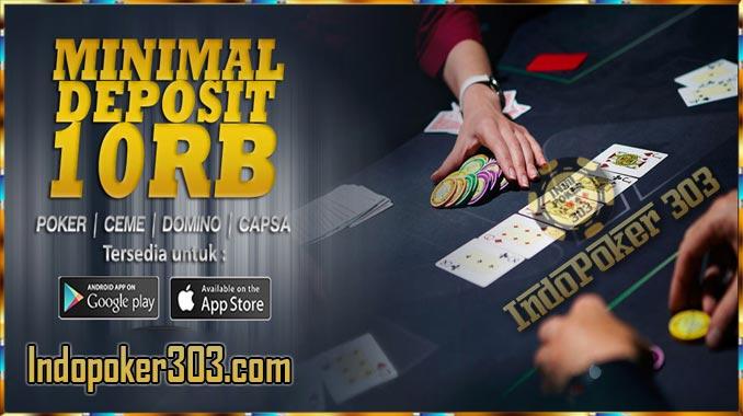 Indopoker303 Sebuah permainan judi poker online yang memang sudah sangat populer pada saat ini bukanlah sekedar sebuah permainan kartu yang akan bisa kamu