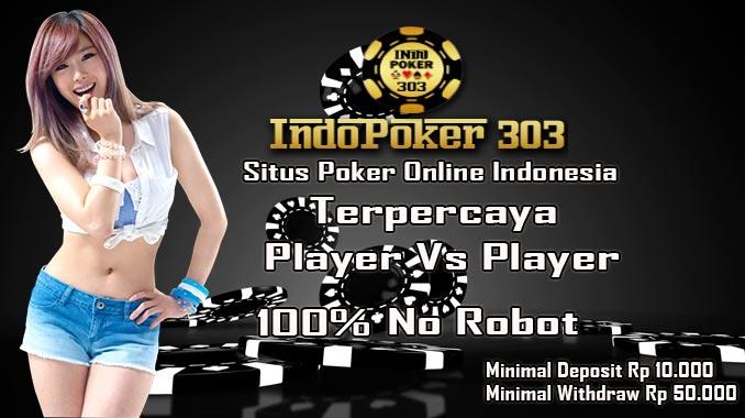 Permainan Poker Online Indonesia merupakan perkembangan dalam permainan poker offline menjadi online untuk mempermudah para bettor indonesia dalam memanfaatkan