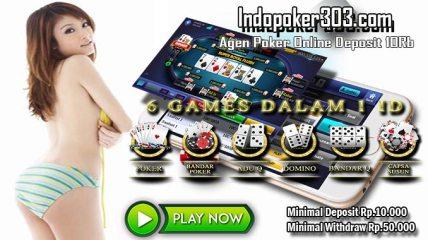 Deposit Sangat Murah Di Agen Poker Indonesia Deposit 10Rb