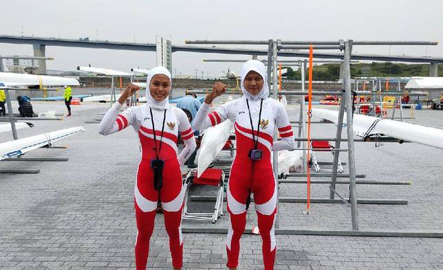 Atlet Binaan Brantas Abipraya Di Cabor Dayung Lolos Ke ...