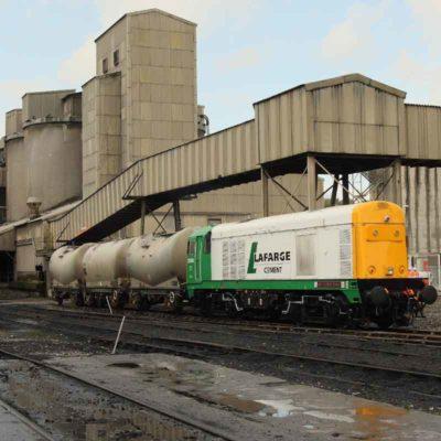 Profil Lafarge Cement