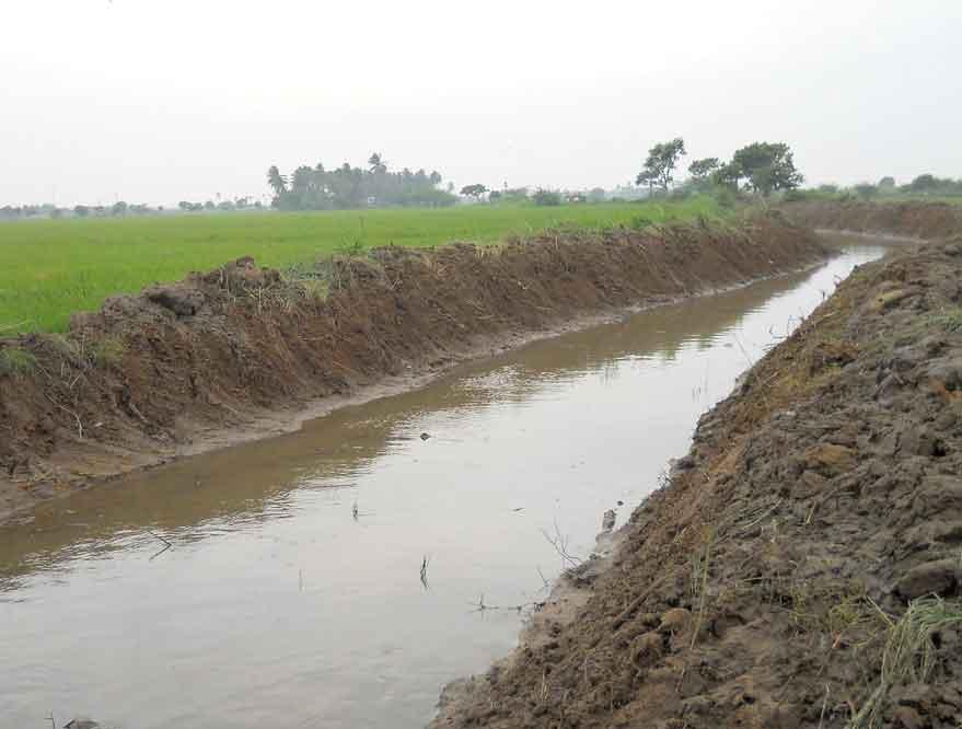Teknik Konstruksi Untuk Sistem Drainase Pedesaan