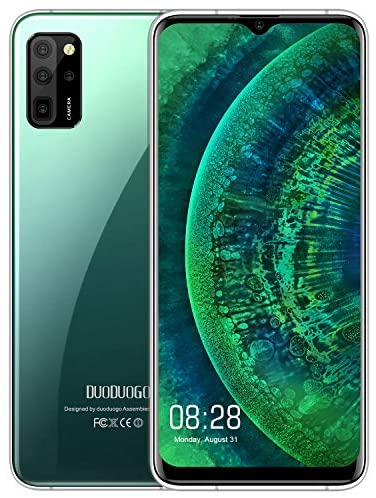 Unlocked Cell Phone, 4G Unlocked Smartphone, Octa-Core Android 10 OS, 6.5