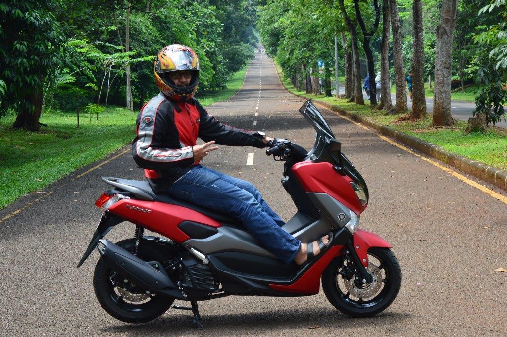 Harap Bersabar, Yamaha Nmax Facelift 2019 Diundur Jadwal