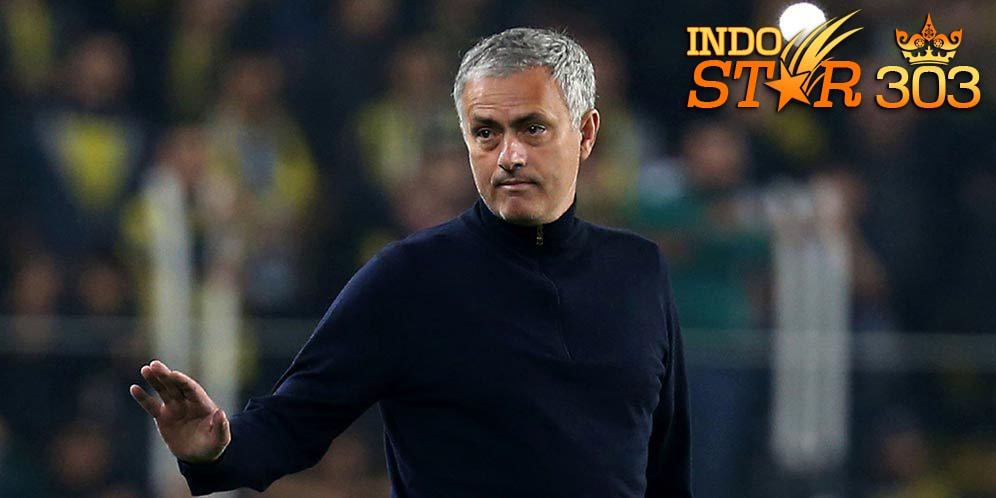Agen Judi Bola - Jose Mourinho
