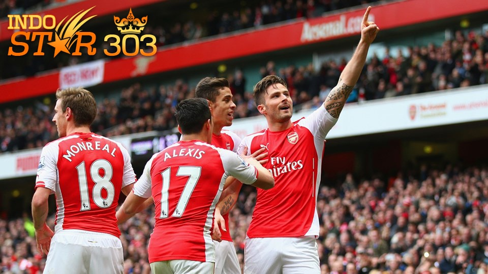Agen Judi Bola - Prediksi Arsenal vs Bournemouth