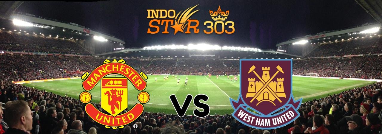 Agen Judi Bola - Prediksi Manchester United vs West Ham