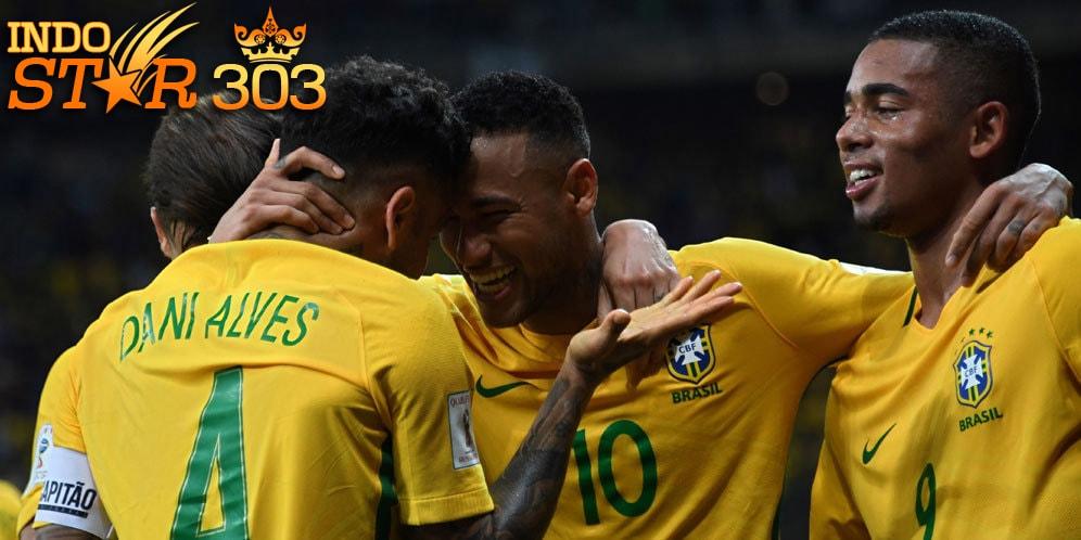 Agen Judi Bola - Selebrasi Gol Neymar