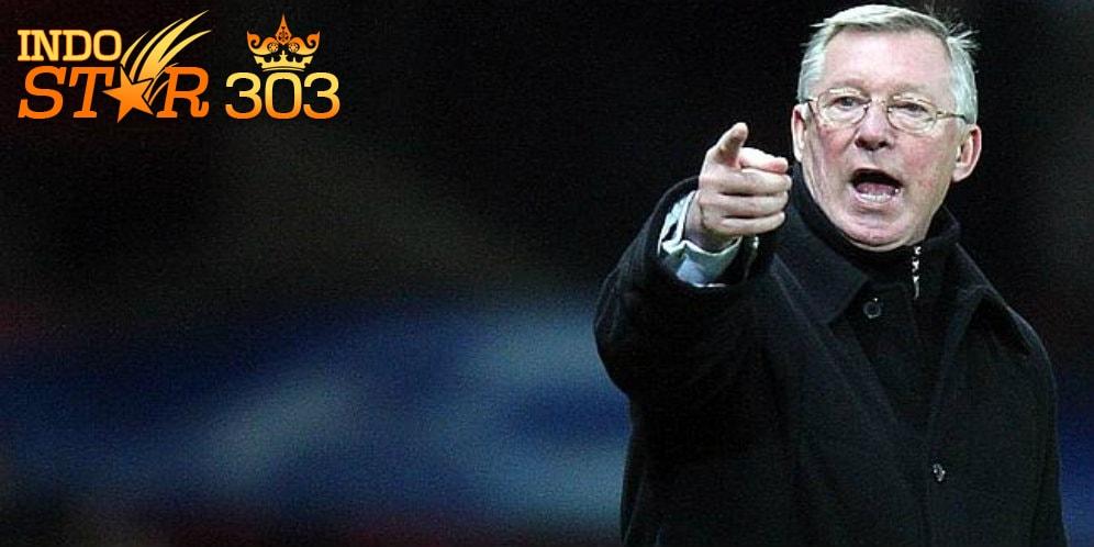 Agen Judi Bola - Sir Alex Ferguson