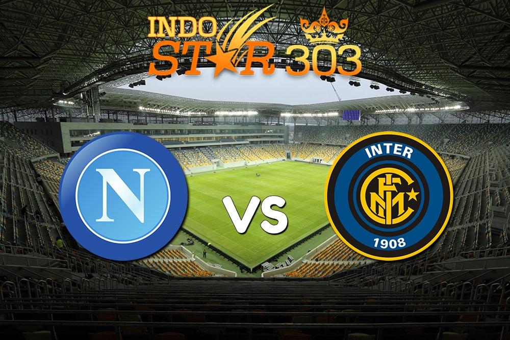 Agen Bola Terpercaya - Prediksi Napoli vs Inter Milan