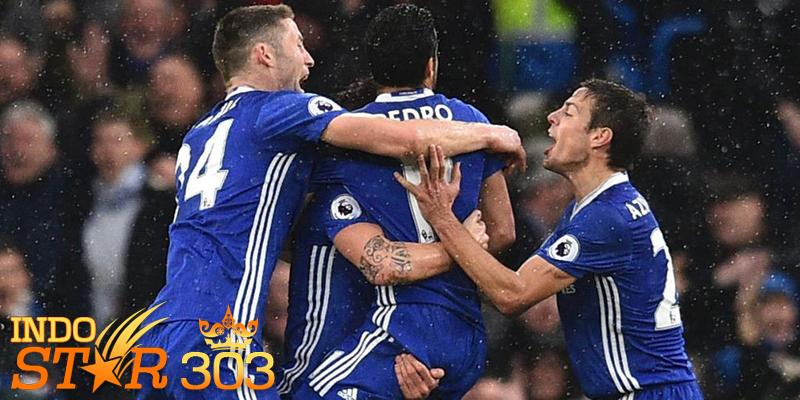 Agen Bola Terpercaya - Hasil Pertandingan Chelsea vs Swansea City