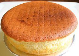 Resep Sponge Cake Praktis