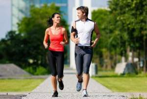 Cara Menurunkan Berat Badan Dengan Jogging
