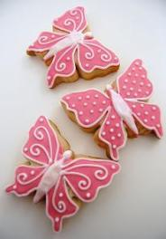 Resep Kue Butterfly Cookies