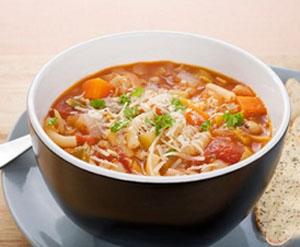 Resep Makaroni Sup Tomat