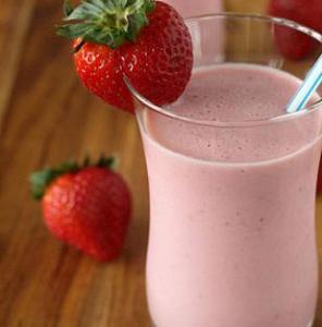 Resep Smoothies Strawberry