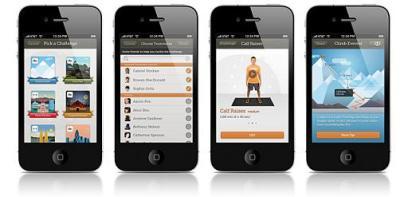 Aplikasi Android untuk Kebugaran
