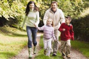 Cara Hidup Keluarga Sehat
