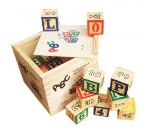 Mainan Edukasi Anak Dari Kayu