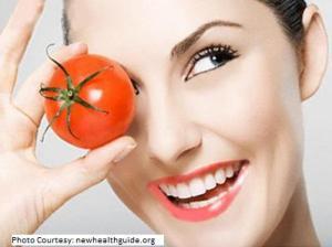 Manfaat Jus Tomat untuk Kesehatan Kulit