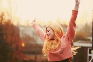 Menjadi Orang yang Paling Bahagia