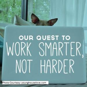 Trik Bekerja Lebih Cerdas
