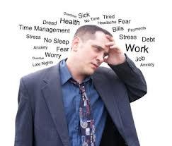 Gejala Fisik dari Stres