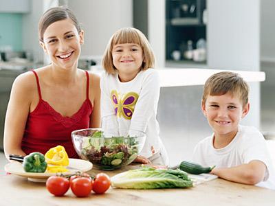 Makan Makanan Sehat - IndoTopInfo.com
