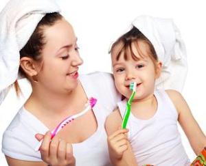 Bantu Anak Agar suka Menyikat Gigi