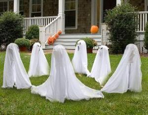 Dekorasi Halloween Buatan Rumah