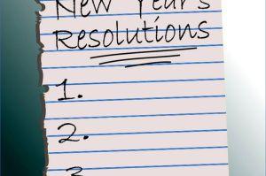 Ide Sederhana untuk Resolusi Tahun Baru