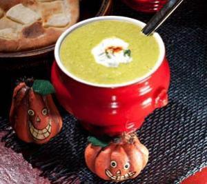 Makanan untuk Halloween