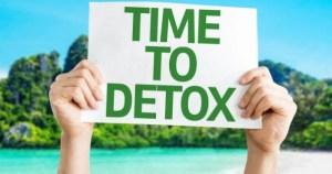 Melakukan Proses Detoksifikasi