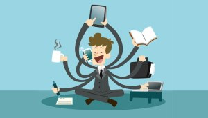 Mendorong Produktivitas Kerja