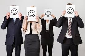 Merasa Bahagia di Tempat Kerja