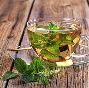 Minum Teh Herbal