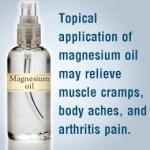 Minyak Magnesium Meningkatkan Kesehatan