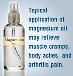 Minyak magnesium tidak hanya membantu meringankan rasa sakit dari cedera; tapi ada berbagai hal lainnya yang Anda perlu tahu tentang minyak magnesium meningkatkan kesehatan.