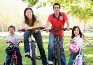 Olahraga Bersama Keluarga