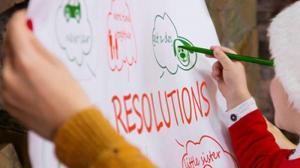 Resolusi Tahun Baru yang Bisa Dipertimbangkan