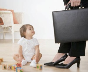 Sebagai Ibu yang Bekerja